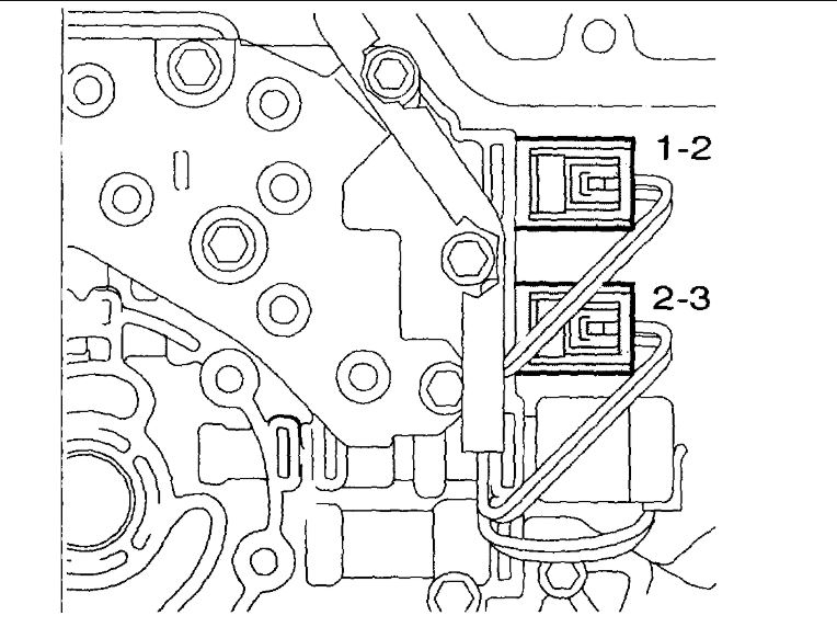 Will Not Shift Out of First Gear Says Low Voltage Solenoid