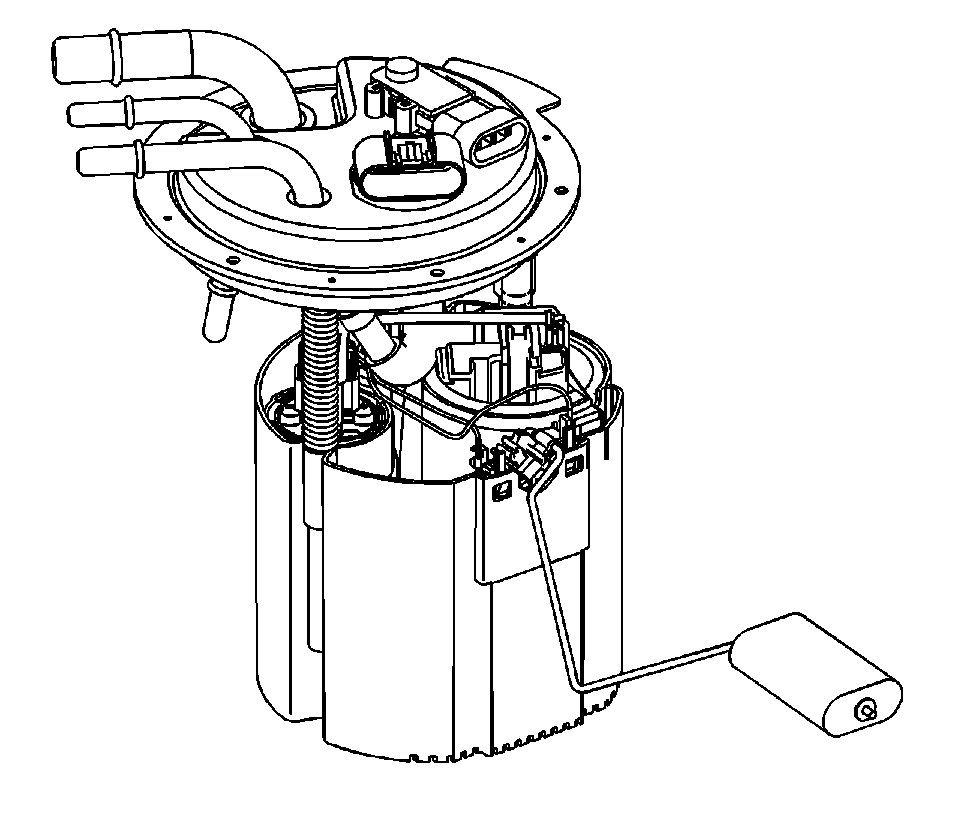 Changing the Fuel Filter: There Is No Fuel Filter on the