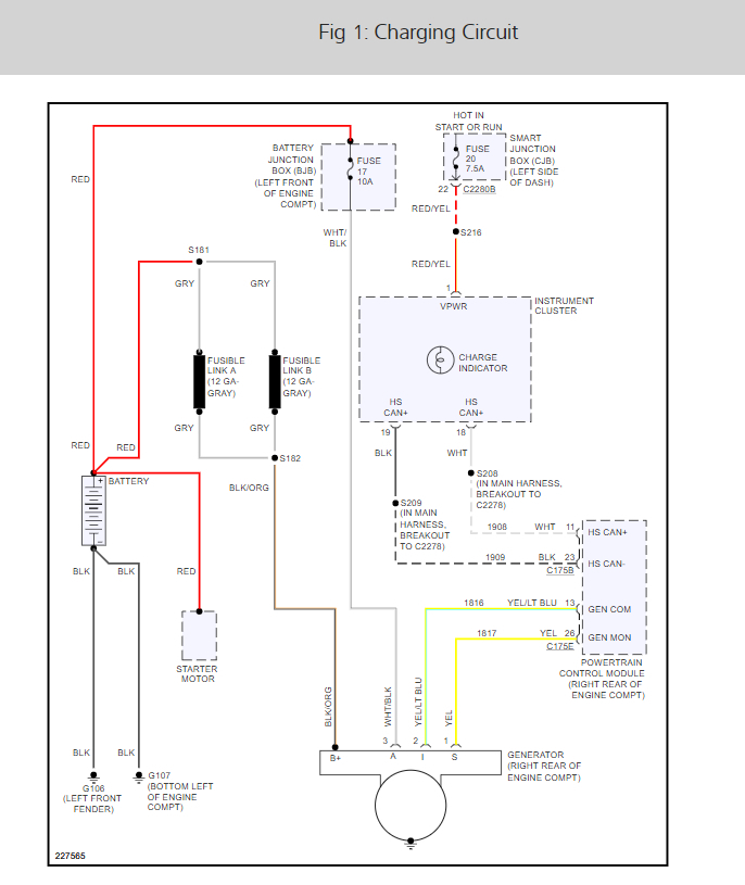 Battery Light?: Battery Light and Check Charging System Is