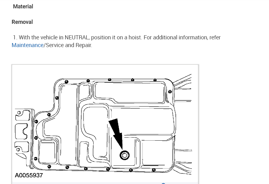 Transmission Filter: I Would Just Like to Know What