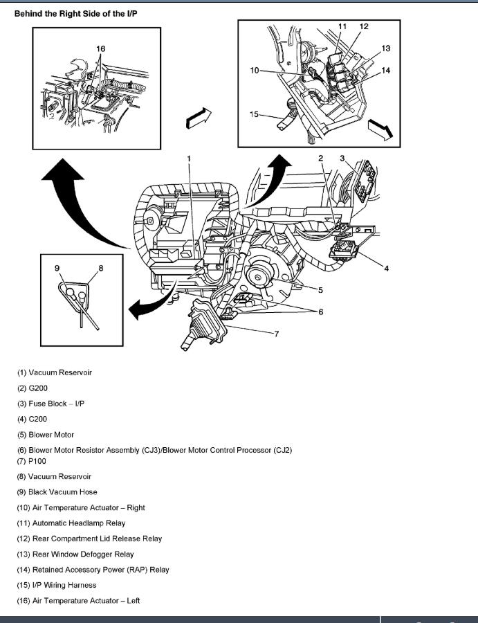 HVAC Blend Door Actuators: I See Many Vehicles Use Same