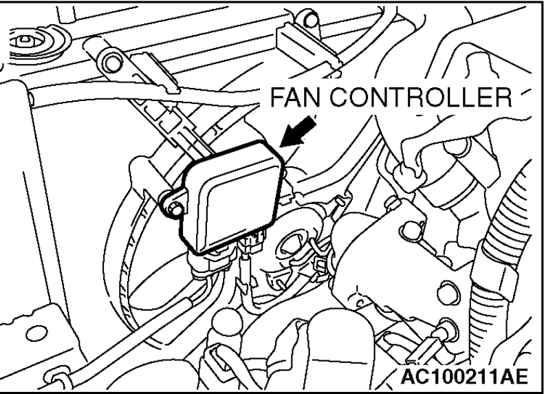 Radiator Fans Not Working Properly: My Radiator Fan on the