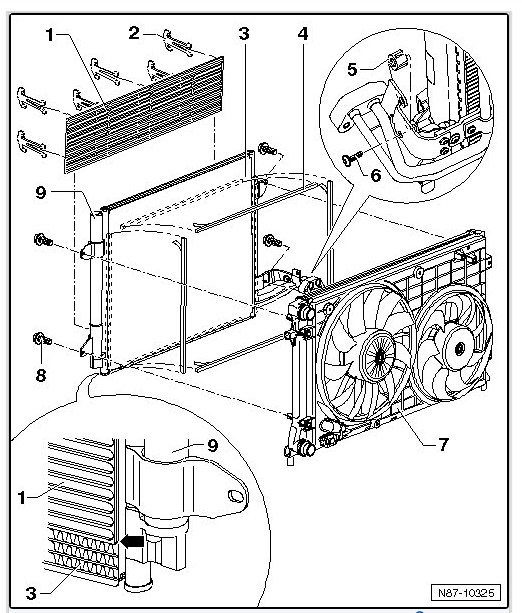 Condenser Removal: Hey, I Am Curious of How You Get the
