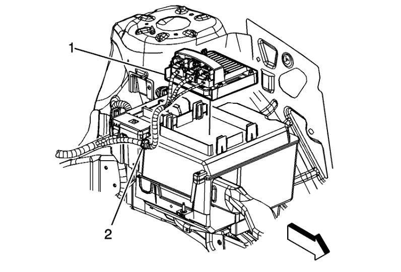 Gas Pedal Will Not Do Anything, Codes U0107, P0700, P1780
