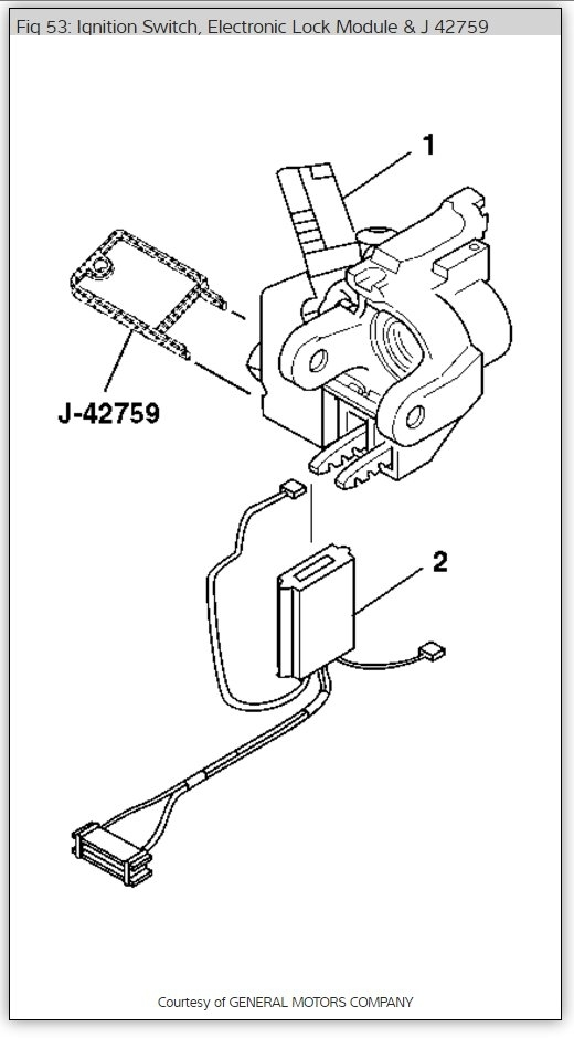 Ignition Switch Will Not Turn W/o Pull