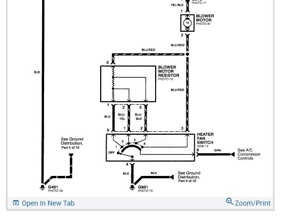 Wiring Diagram Blower Motor: Blower Motor.