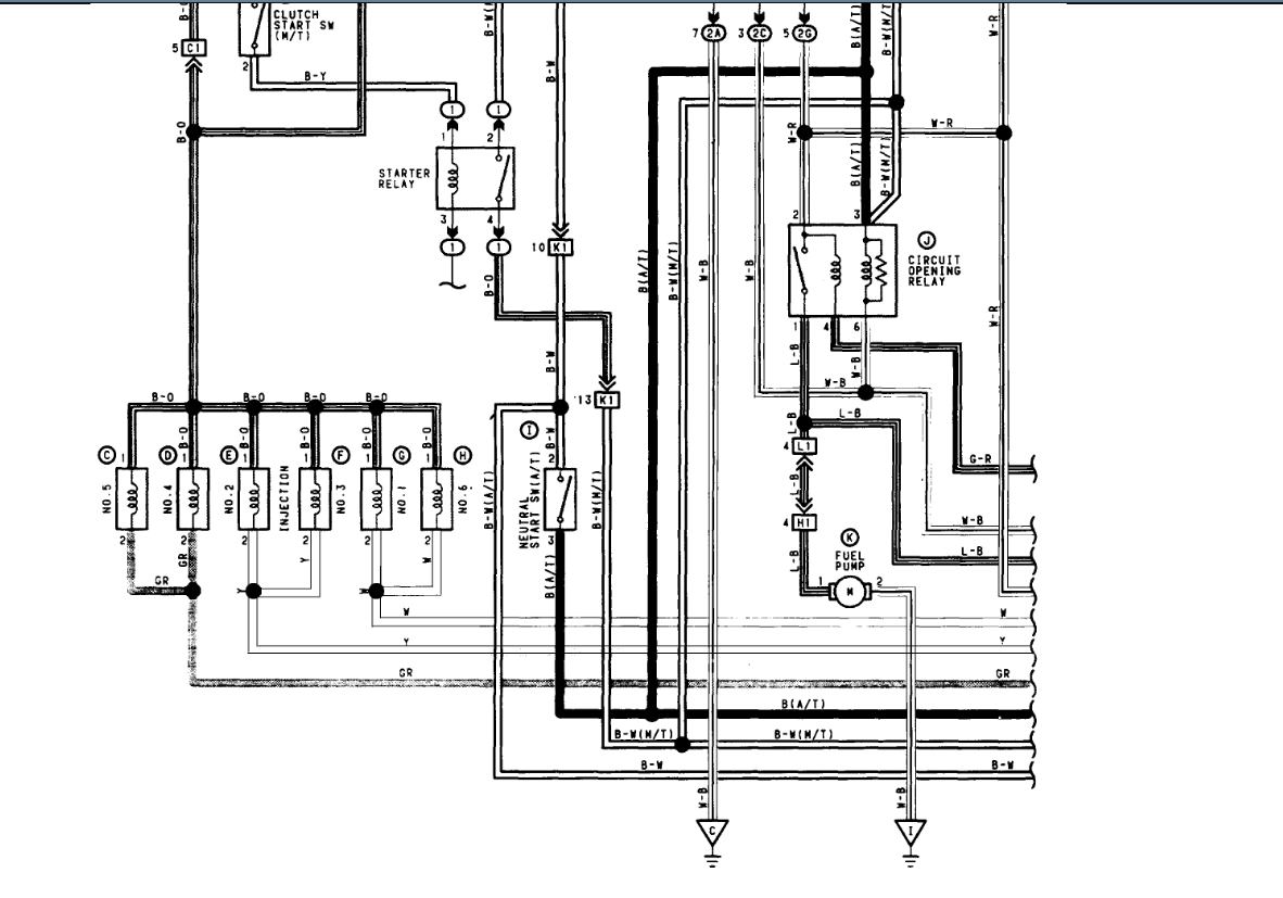 Diagrams for Under the Hood Electric: I Need the Wiring