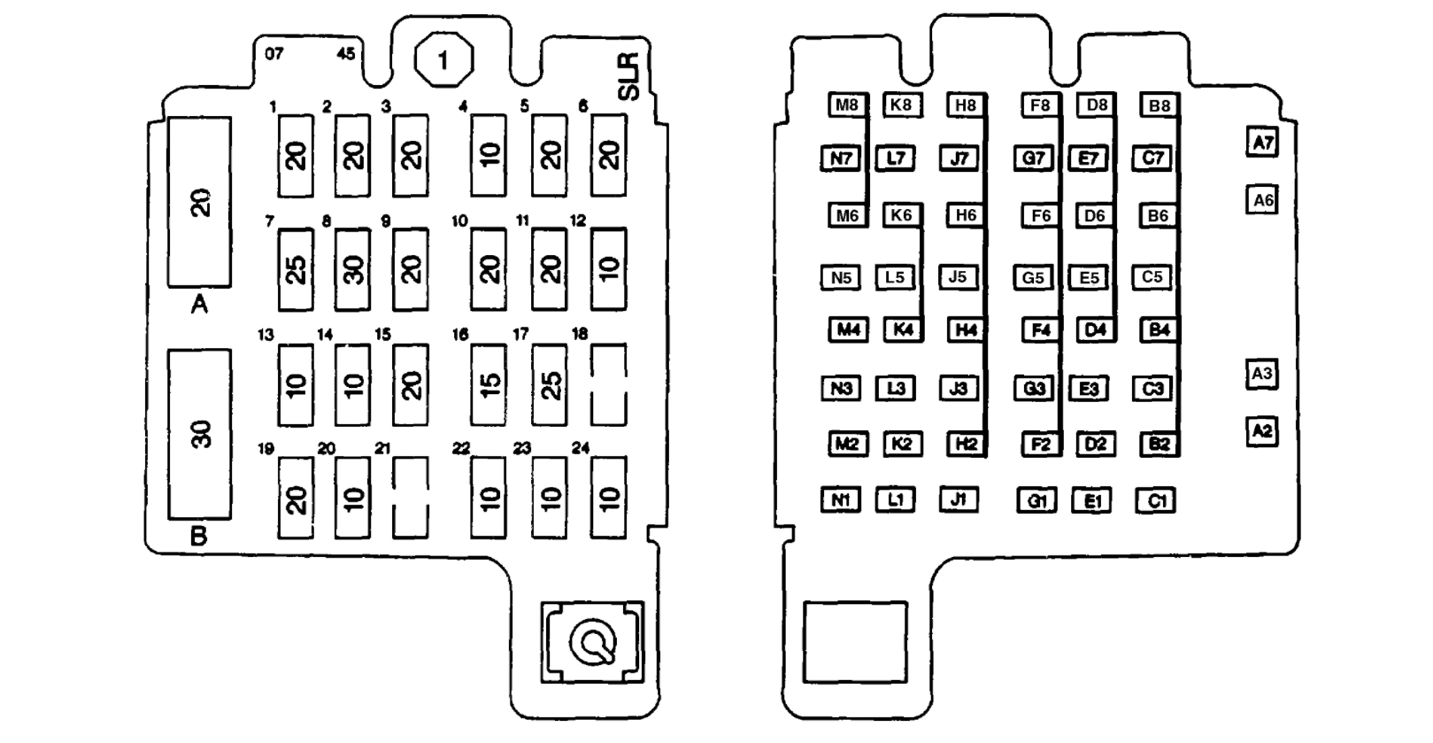 Fuse Box Diagram Needed: Can You Help Me with the Fuse Box