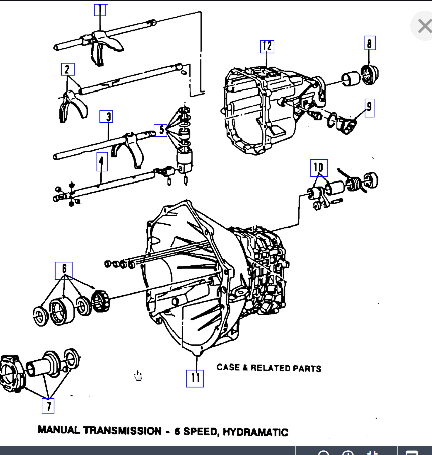 Manual Transmission Problems: I Have the Truck Listed