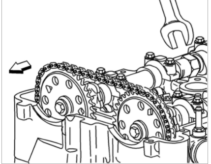 Timing Chain: I Have a 2007 Pontiac G6 and It Has 90,000