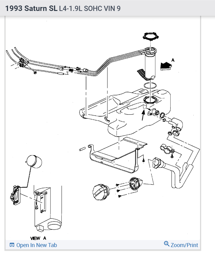 Fuel Line Assembly Diagram Needed: Replacing the Fuel Pump
