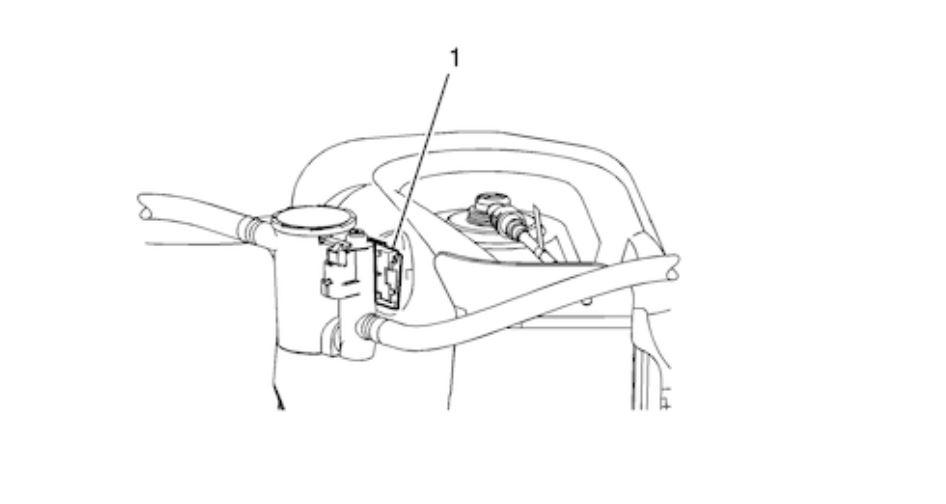 Fuel Tank Pressure Sensor Location: Check Engine Light