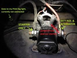 √ 1988 Jeep Wrangler Starter Solenoid Wiring  Jeep Wrangler Solenoid Wiring Diagram on 2008 jeep wrangler wiring diagram, wireless winch remote wiring diagram, 2000 jeep wrangler fuse diagram, jeep yj engine diagram, 1989 jeep wrangler engine diagram, jeep wrangler ac wiring diagram, jeep wrangler wiring harness diagram, ford f-250 wiring diagram, 87 jeep wrangler transmission diagram,