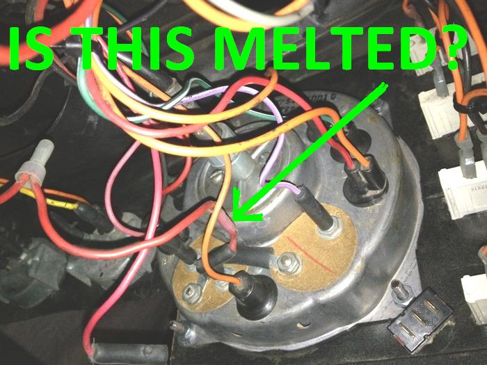 1979 Mustang Wiring Diagram 85 Cj7 Need Help W Electrical Not Starting Caused