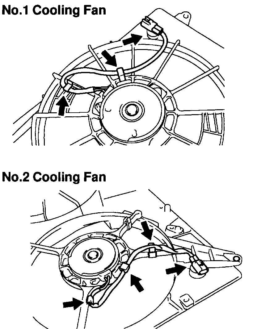 Heating Engine: Radiator Fan Not Working.