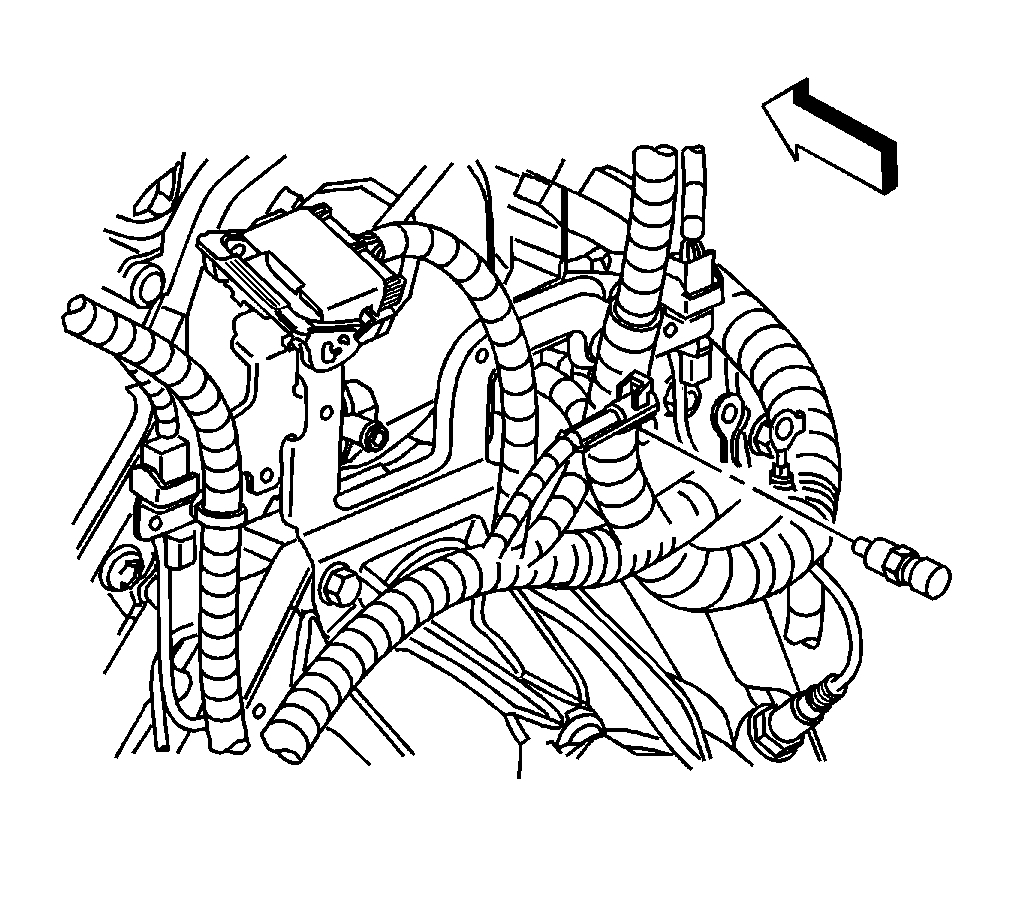 Coolant Sensor Location Where Is The Location Of The