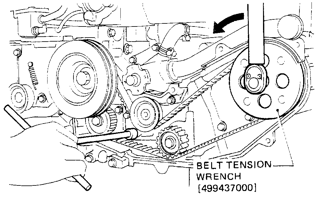 Setting the Timing Right: I Have a 1989 Subaru Gl 1.8L 4W