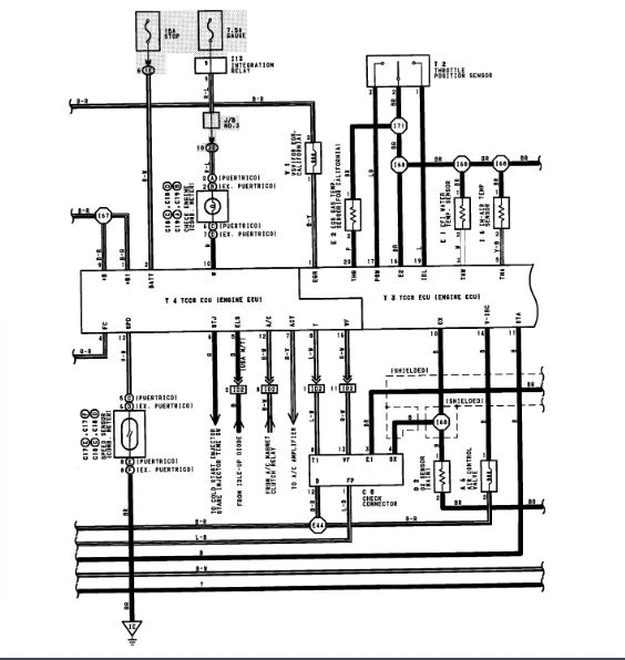 Fuel Pump Wiring Diagram Needed: Need a Wiring Diagram and