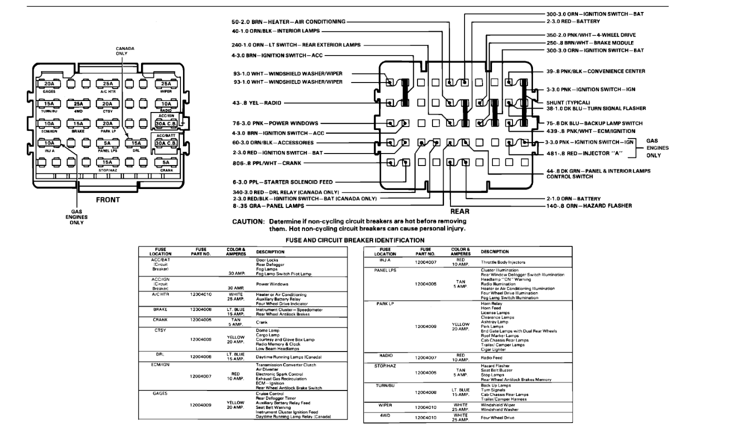 [DIAGRAM] Wiring Diagrams 2003 Chevy 1500hd FULL Version