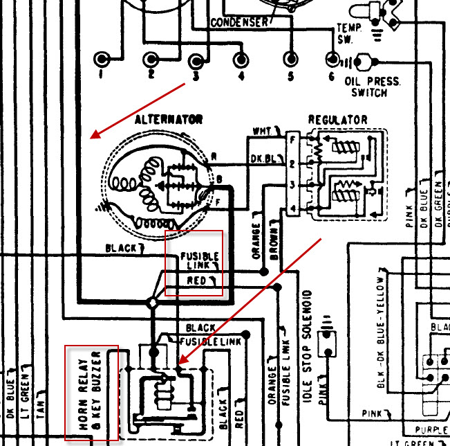 70 Camaro Alternator Wiring Diagram : 35 Wiring Diagram