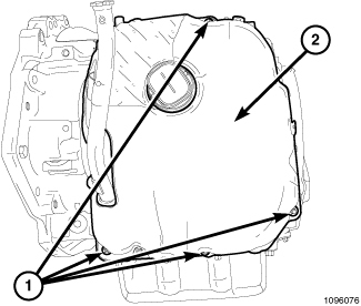 Transmission Maintenance Steps with Torque Specs: I Am