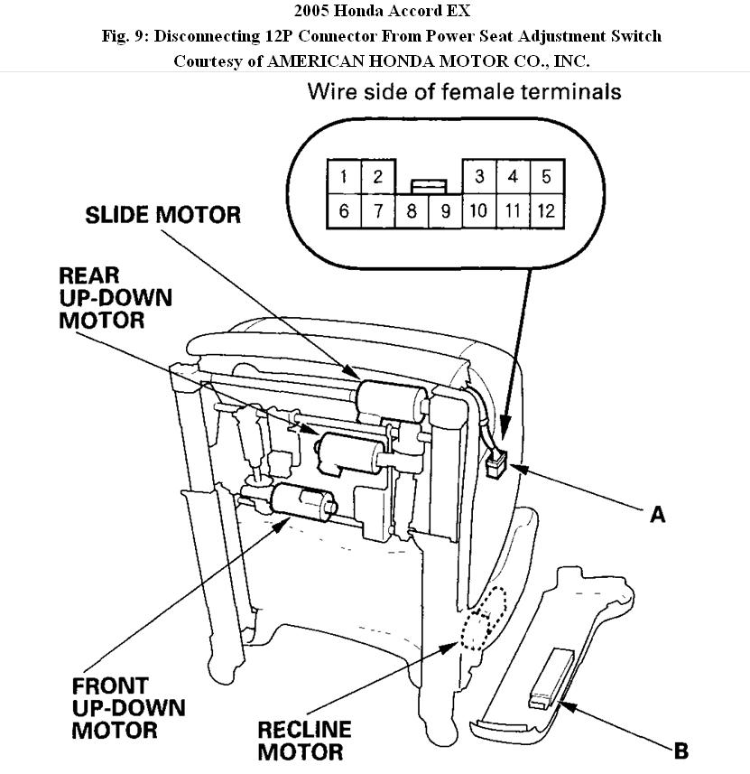 8way Electric Seat Wiring Diagram,Electric • Gsmx.co