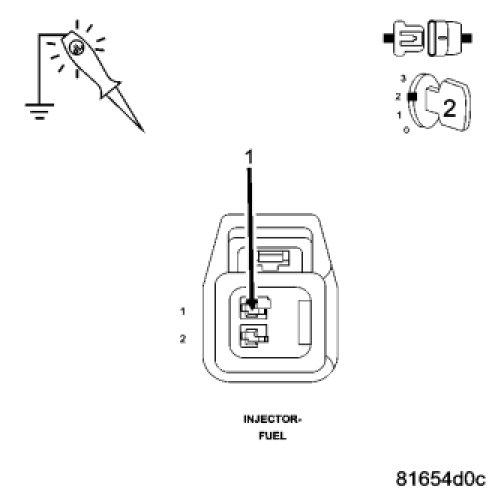 Code P0202, Injector Circuit Open: P0202 Code Was Thrown