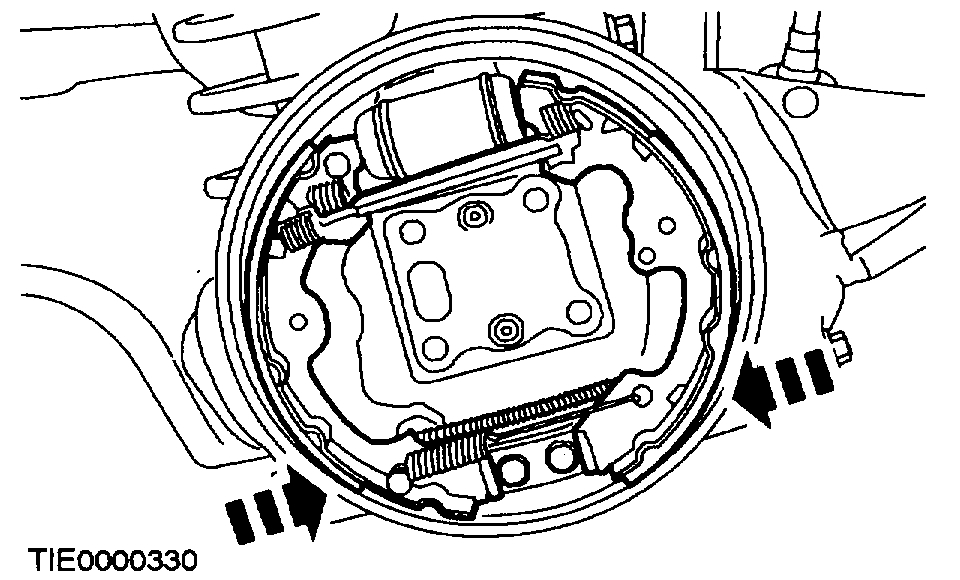Gx470 parking brake adjustment
