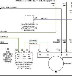 94 honda accord alternator fuse find wiring diagram u2022 [ 1302 x 884 Pixel ]