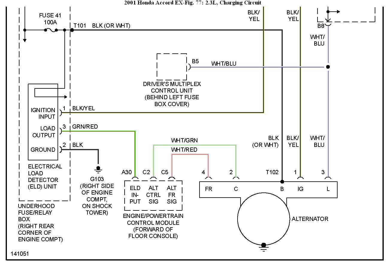 hight resolution of 94 honda accord alternator fuse find wiring diagram u2022
