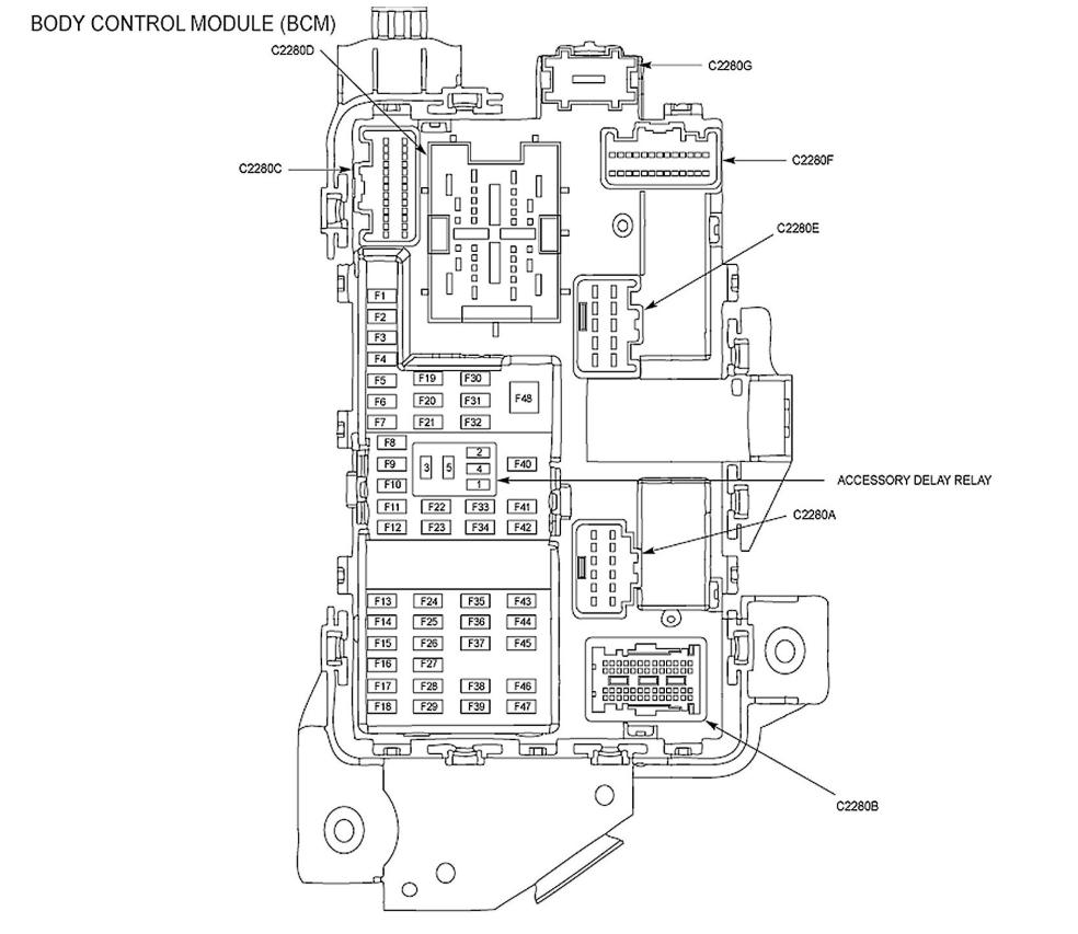 Driver Power Window: I Have the Door Ajar Sensor Problem
