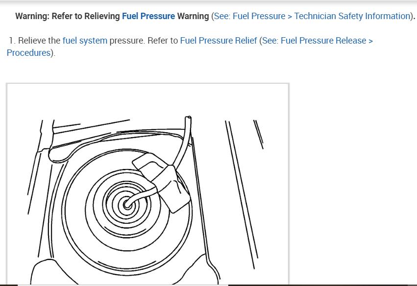 Fuel Pump: I Bought a Feel Gauge I Did a Fuel Pressure