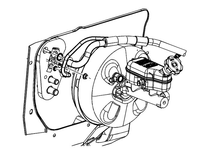 A/C Evaporator Replacement Diagram or Instructions