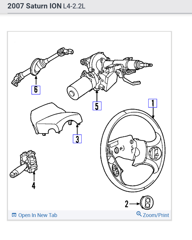 Power Steering Not Working: I Drive a 2007 Saturn Ion and