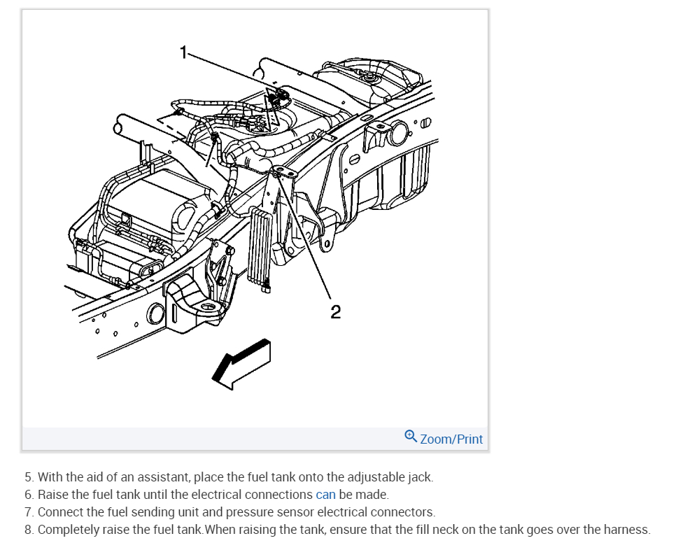 Fuel Pump Replacement?: Where Is Fuel Pump Located and How