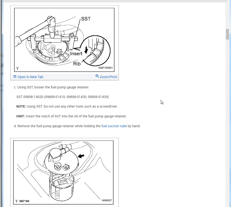 Fuel Filter Location: Does the Car Has a Fuel Filter. if
