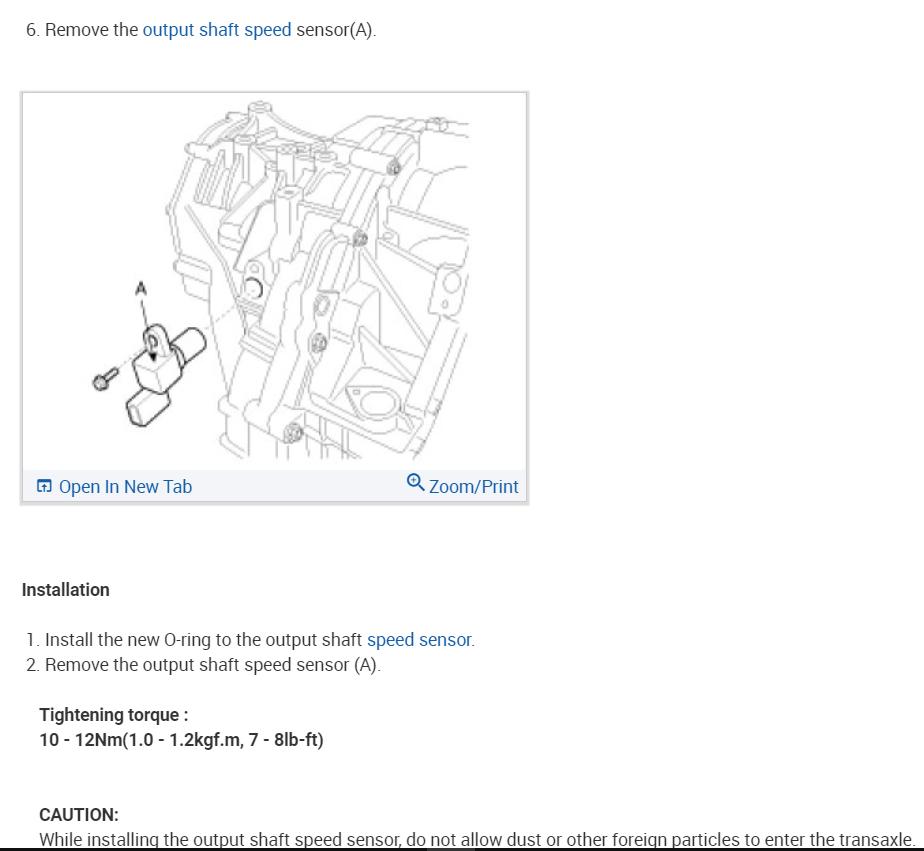 Transmission Not Shifting?: I Have Elantra Auto