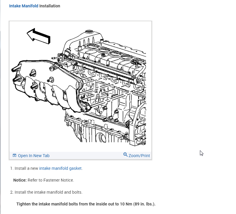 Intake Bolt Pattern and Torque Specs: Do You Know if There
