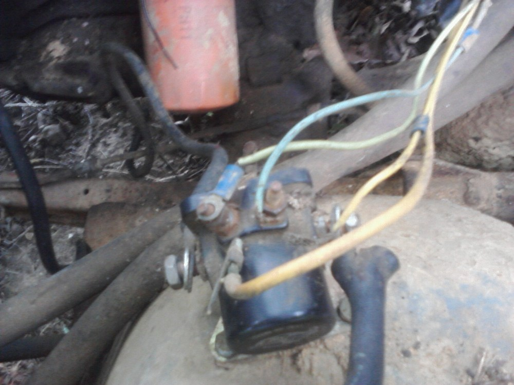 medium resolution of trying to hook up the solenoid but everything i u0027ve seen on the1974 jeep
