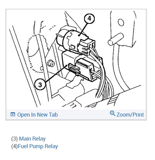 Fuel Pump Relay?: Where Is the Fuel Pump Relay Switch on a