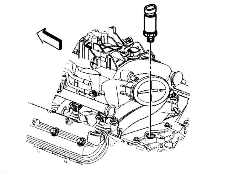 Oil Pressure Sending Unit?: My Oil Pressure Sending Unit