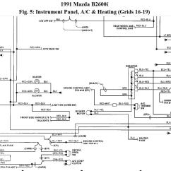 1988 Mazda B2200 Wiring Diagram Fence Geology For Fuel Pump On A B2600
