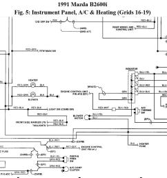 1993 mazda b2600i wiring diagram [ 1335 x 851 Pixel ]