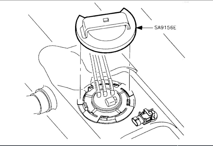 Fuel Pump Location Needed: Where Is the Fuel Pump Located