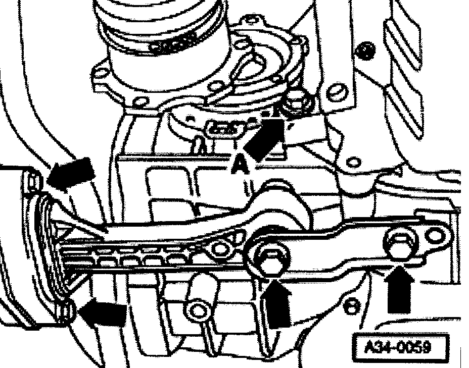 Transmission Removal: Can't Seem to Remove Transmission