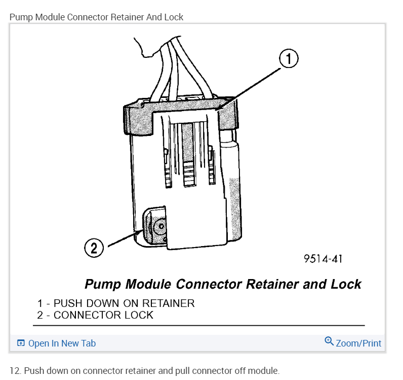 Replace Fuel Filter?: How to Replace Fuel Filter on a 2003