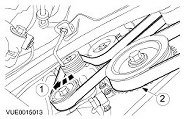 Serpentine Belt Replacement Instructions Needed: Need to