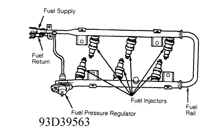2000 Dodge Intrepid Fuel System Diagram. Dodge. Auto Parts