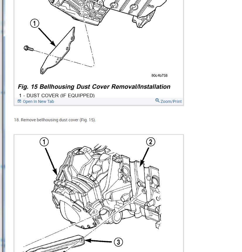 Transmission Replacement Instructions Please?: I Can Drive