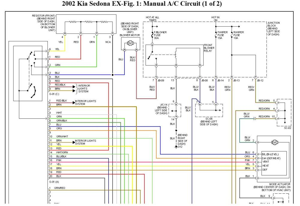 medium resolution of 2005 sorento ac diagram wiring diagrams wni 2005 sorento ac diagram